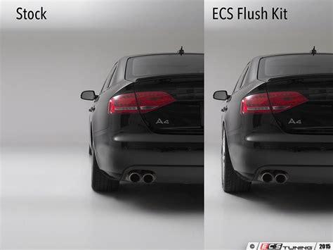 Audi A4 Wheel Spacers ecs news audi b8 a4 ecs wheel spacer flush fit kit
