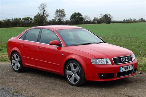 Audi A4 2004 Review by Audi A4 Saloon Review 2000 2004 Parkers
