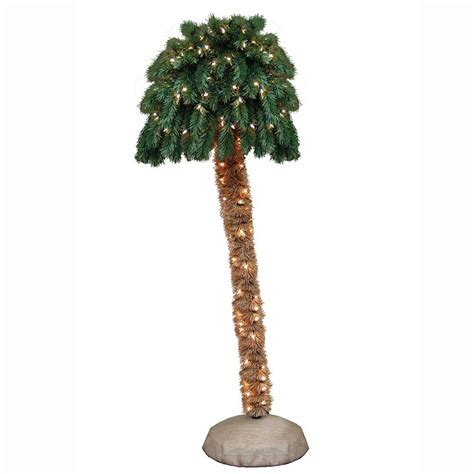small lighted palm tree lighted palm trees at home depot myideasbedroom