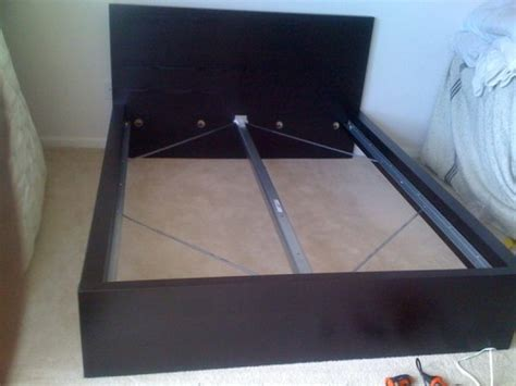 ikea bed frame assembly assemble bed frame how to assemble a bed frame with