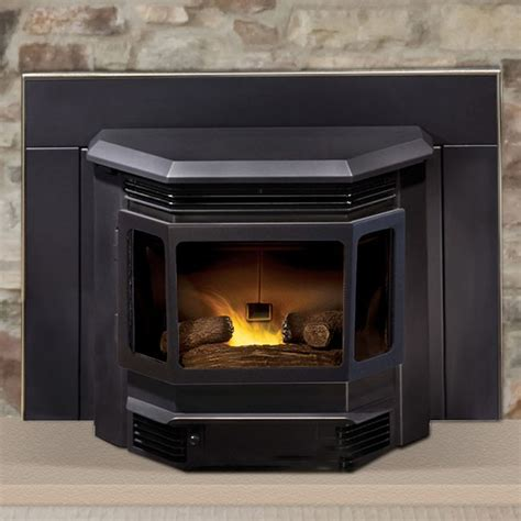 wood pellet fireplace insert reviews quadra classic bay 1200 insert