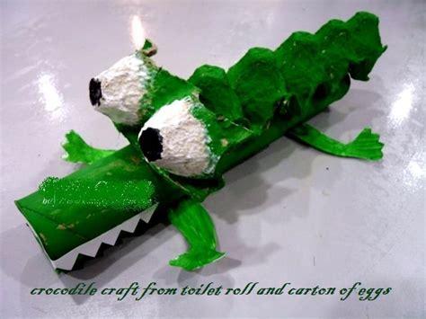 crocodile craft for crocodile crafts idea for preschool preschool and
