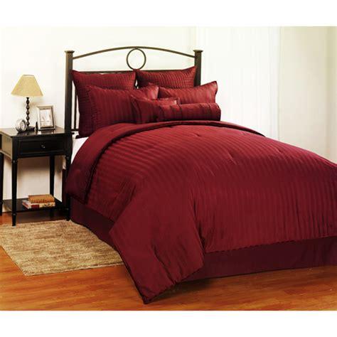 maroon bedding sets burgundy comforter set