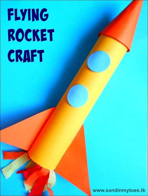 rocket craft for 17 best ideas about rocket craft on rockets