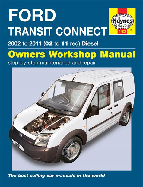 small engine maintenance and repair 2012 ford transit connect on board diagnostic system haynes workshop repair manual for ford transit connect diesel 02 10 ebay