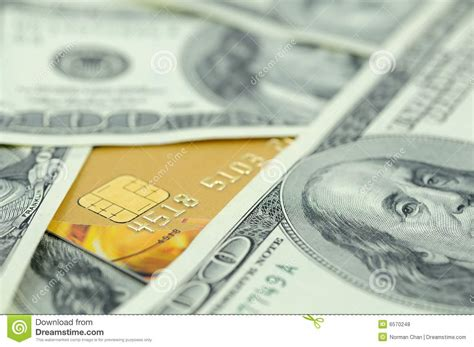how to make money from credit card us money and credit card royalty free stock photos image