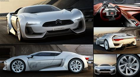 Gt By Citroen by Citroen Gt Concept 2008 Pictures Information Specs