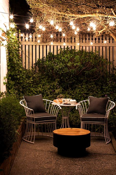 outdoor decor ideas string lighting in outdoor decor outdoortheme