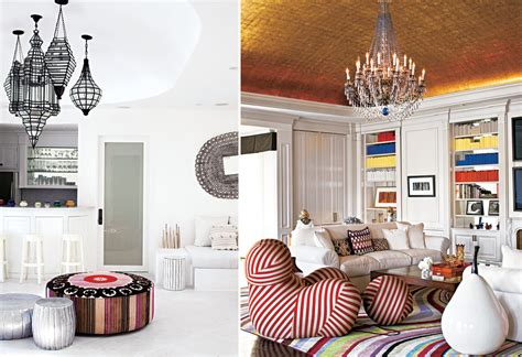 home fashion interiors american fashion designers at home cool
