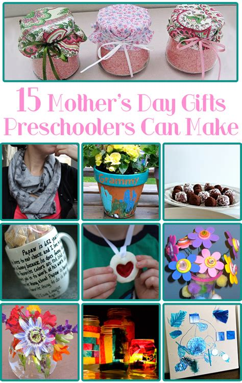 preschool gift 15 s day gifts preschoolers can make gift craft