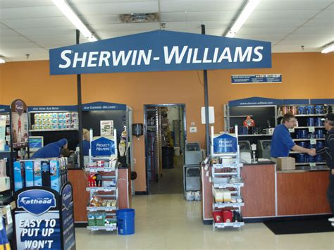 sherwin williams paint store creelman painting showcase