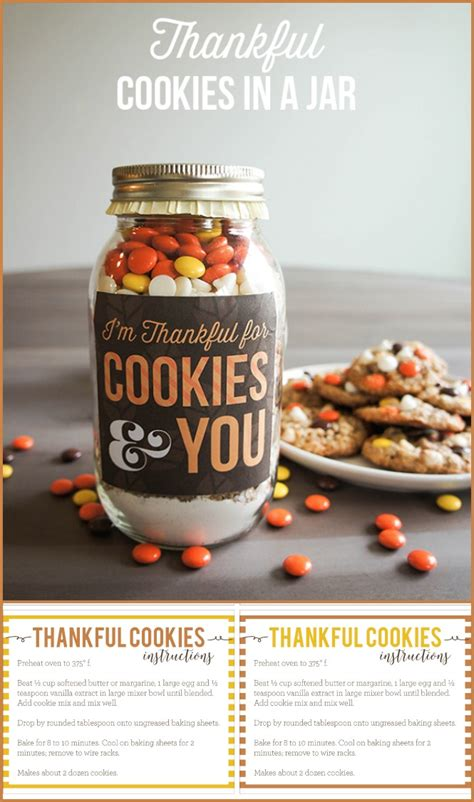 gift recipe ideas thankful cookies in a jar capturing with kristen duke