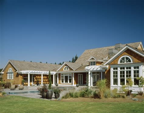 Cape Cod House Plan nw natural street of dreams