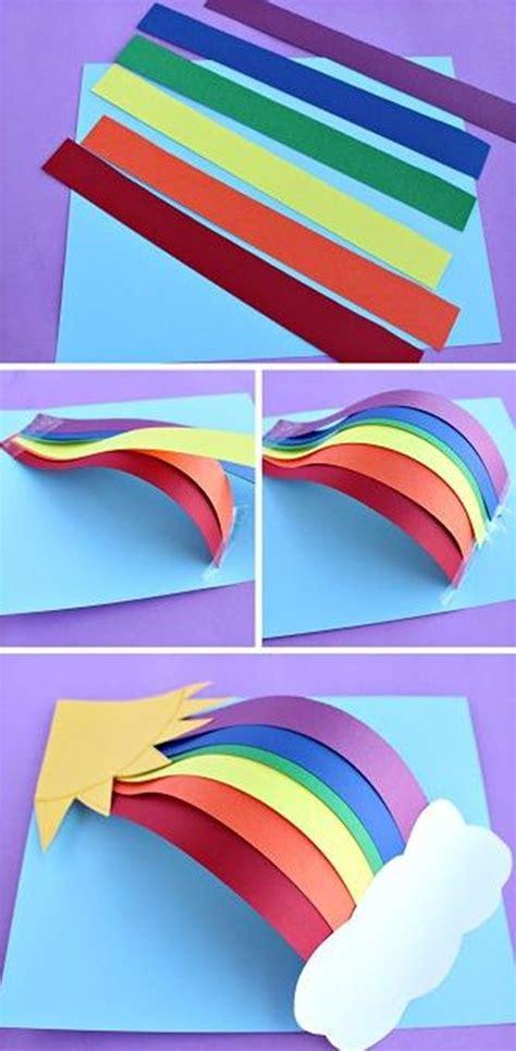 diy kid crafts 40 diy paper crafts ideas for
