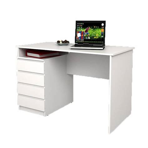 small black desk with drawers small desks with drawers south shore furniture axess