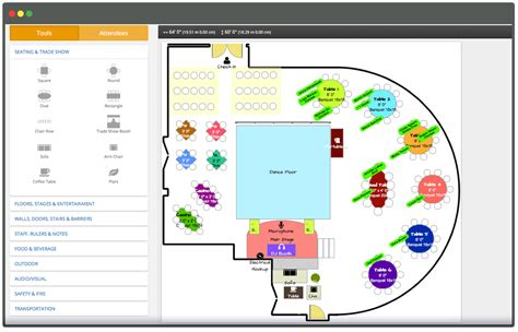 free floor plan layout software event floor plan software floorplan creator maker