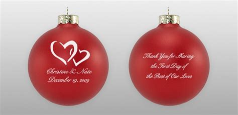 ornaments wedding favors what are the most common wedding favors