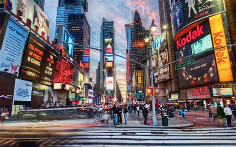 times square times square new york the most entertainment