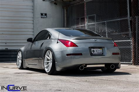 2015 Nissan 350z by 2015 Incurve Wheels Cars Tuning 350z Nissan Wallpaper