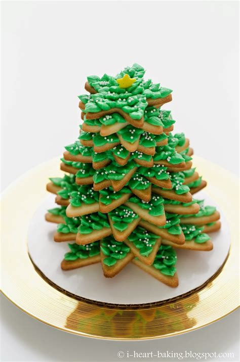 tree with cookies i baking 3d cookie tree
