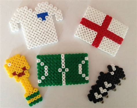 hama bead pictures designs world cup crafts hama bead ted s