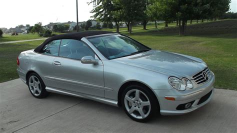 2005 Mercedes Clk500 by 2005 Mercedes Clk500 Convertible T158 Chicago 2016