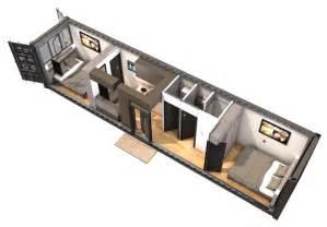 Studio Apartments Floor Plan container amenage appartement 40 pieds