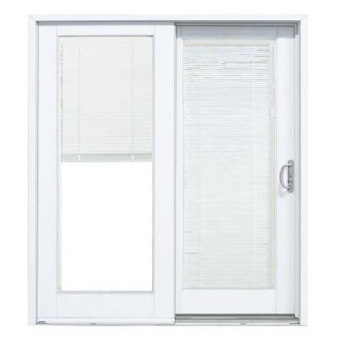 home depot sliding glass patio doors masterpiece 72 in x 80 in composite white right