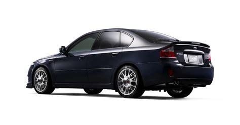 Subaru Legacy Scoop by Subaru Legacy Sti S402 Limited Edition With 282hp 2 5