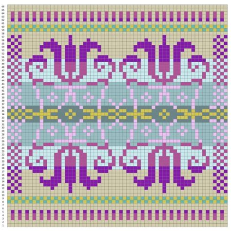 charting knitting patterns 1000 images about fair isle muster on fair