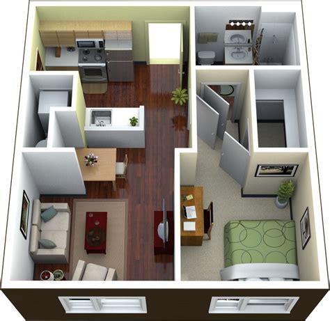 1 bedroom flat designs 1 bedroom floor plans for apartment design ideas 2017