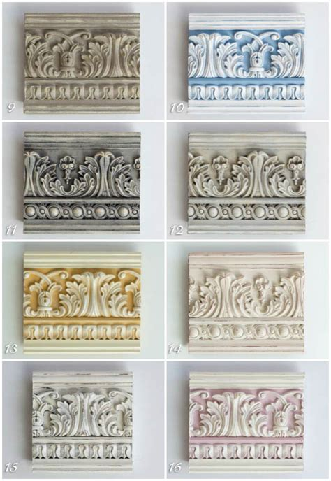 chalk paint recipes chalk paint color recipes for carved surfaces and moldings