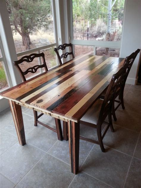 make a dining room table how to make a wood dining room table 7275