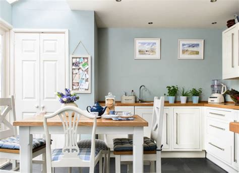 light blue kitchen accessories open up with space enhancing ideas for kitchen extensions