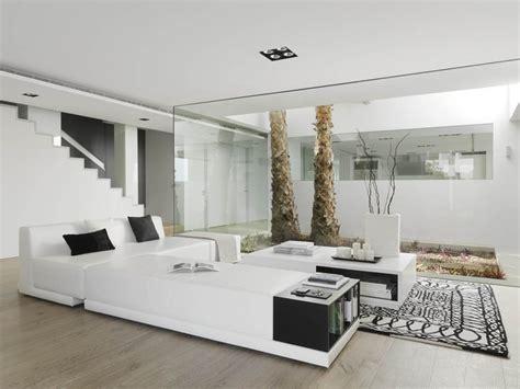 all white interiors decoracion de interiores casas minimalistas espectaculares