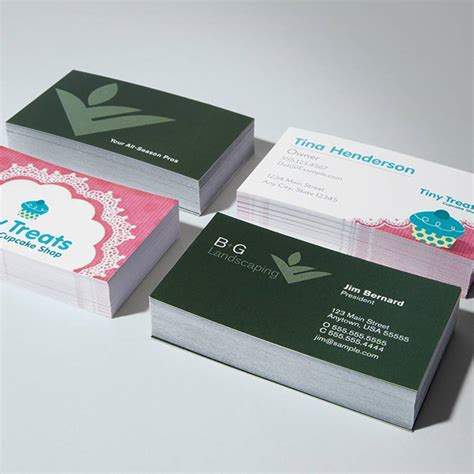business cards business cards stationery printing the ups store