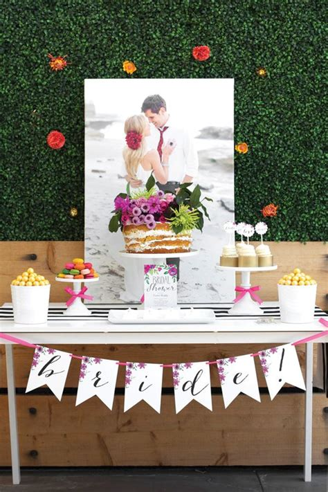 bridal shower table 25 best ideas about bridal shower on