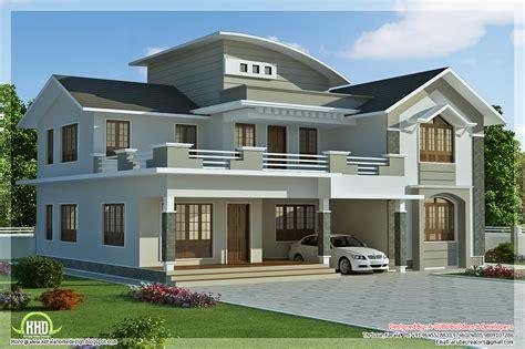 my home designer 2960 sq 4 bedroom villa design kerala home design