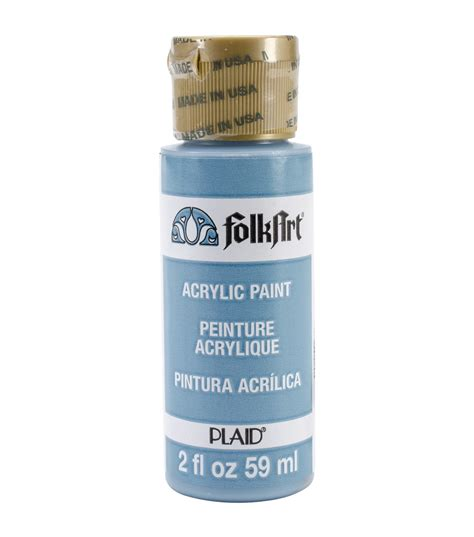 Folk Acrylic Paint 2oz Blue Jo
