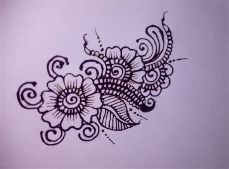 easy designs beautiful mehndi design for easy and simple