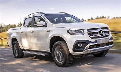 Mercedes X Class Truck Price by Mercedes X Class 2018 Prices And Specs Revealed V6