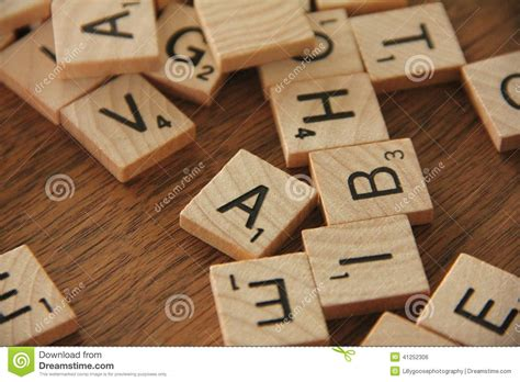 nature of scrabble closeup of scrabble tiles stock photo image 41252306