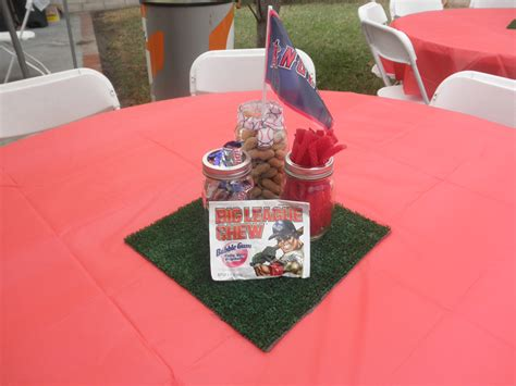 baseball centerpieces for tables 301 moved permanently