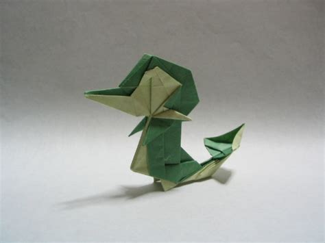 origami pokemons anime origami animation paper fold