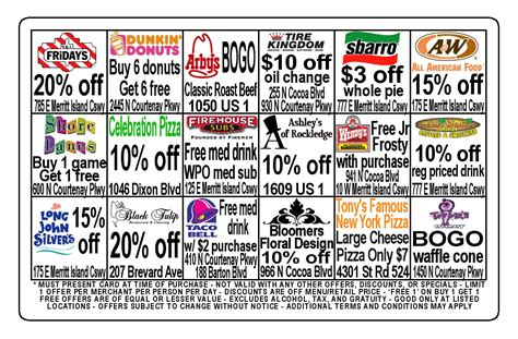 how to make discount cards how fundraising discount cards help you raise money