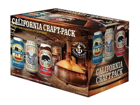 craft packs for anchor brewing s california craft pack returns in three