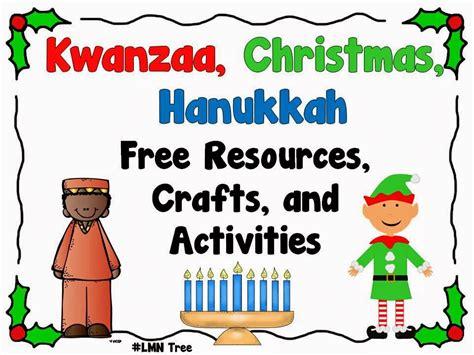 kwanzaa crafts lmn tree kwanzaa and hanukkah free resources