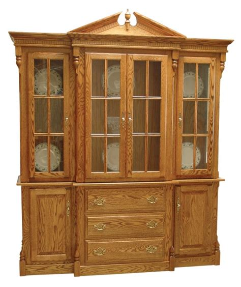 dining room china hutch amish clarkston dlx dining room hutch traditional china