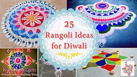 diwali craft ideas for 25 beautiful rangoli ideas for diwali k4 craft