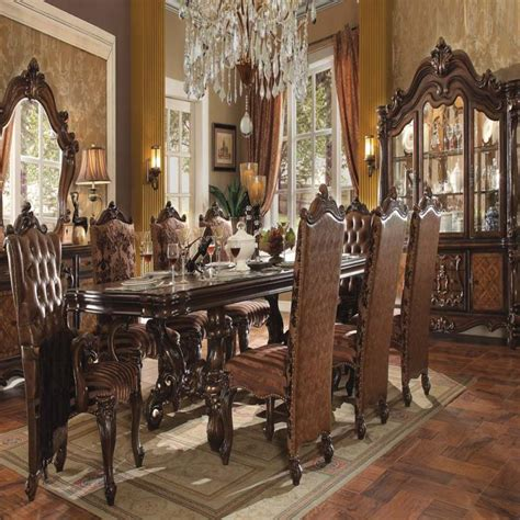 New Style Dining Room Sets by Modern Antique Traditional Modern Style Cherry Oak 9pc